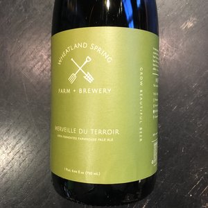 Wheatland Spring Merveille du Terroir 750ml