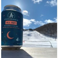Athletic Brewing Co. Athletic All Out Non-Alcoholic Stout 6/12