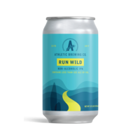Athletic Brewing Co. Athletic Run Wild Non-Alcoholic IPA 6/12