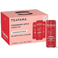 Teavana Strawberry Apple Green Tea 6/12