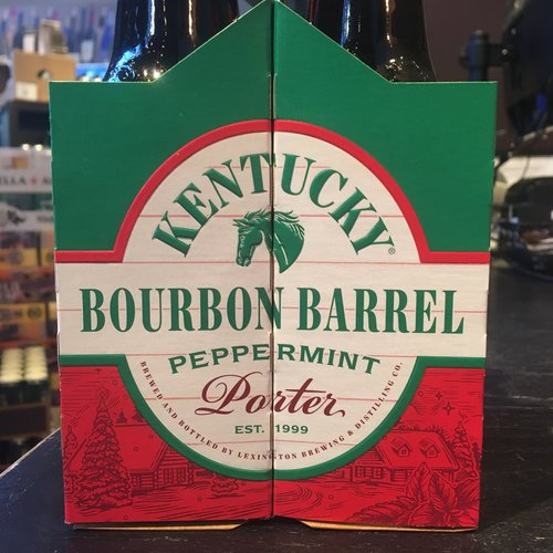 Kentucky Bourbon Barrel Seasonal 4/12