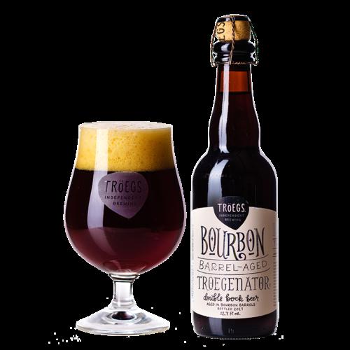 Troegs Bourbon Barrel-Aged Troegenator 12.7oz