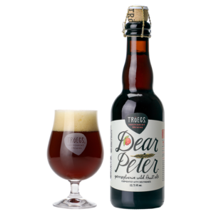 Troegs Dear Peter Fruit Ale 12.7oz