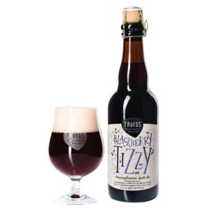 Troegs Blackberry Tizzy Sour Ale 12.7oz
