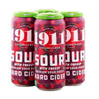 1911 Sour Cherry Cider 4/16