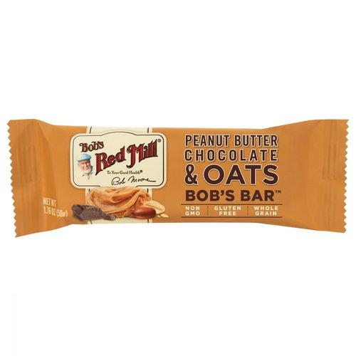 Bob's Peanut Butter Chocolate & Oats Bar 1.76oz