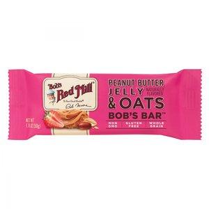 Bob's Peanut Butter Jelly & Oats Bar 1.76oz
