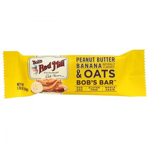 Bob's Peanut Butter Banana & Oats Bar 1.76oz