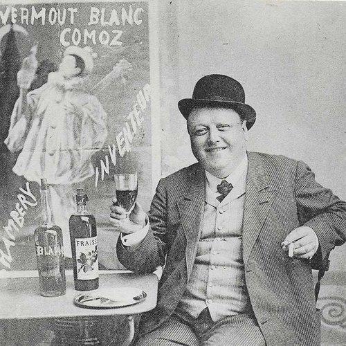 Comoz Vermouth de Chambery Blanc