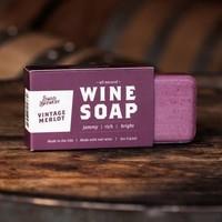 Wine Soap - Vintage Merlot
