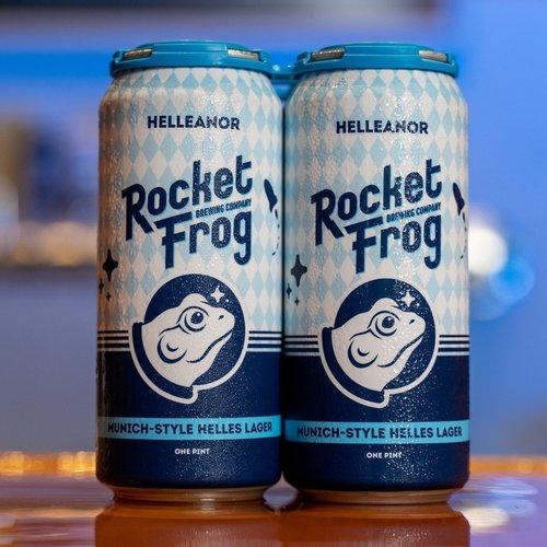 Rocket Frog Helleanor 4/16