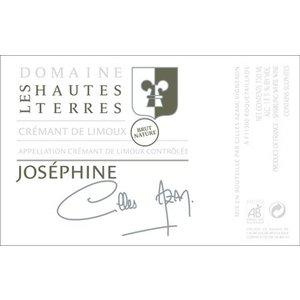 Les Hautes Josephine Cremant di Limoux Brut Nature