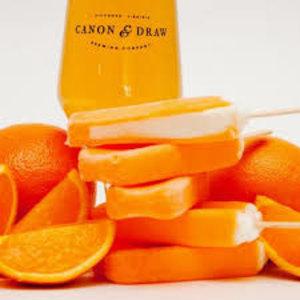 Canon & Draw Orange n' Cream 4/16