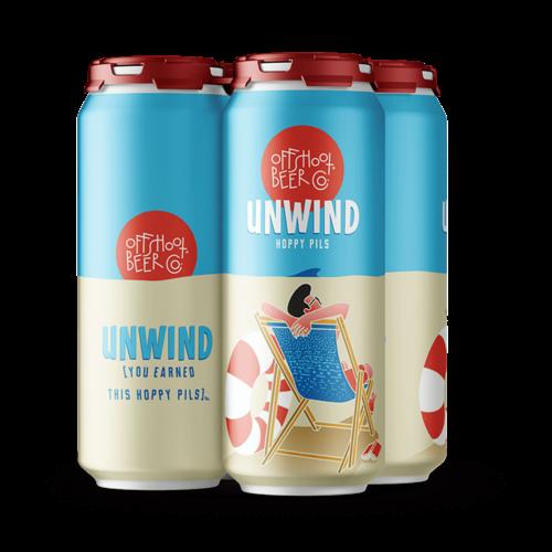 Offshoot Beer Co. Unwind Hoppy Pils 4/16