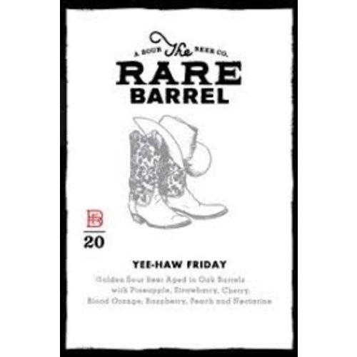 The Rare Barrel Rare Barrel Yee-Haw Friday 12.7oz