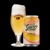 Little Grove Peach & Kombucha Sparkling Session Ale 6/12
