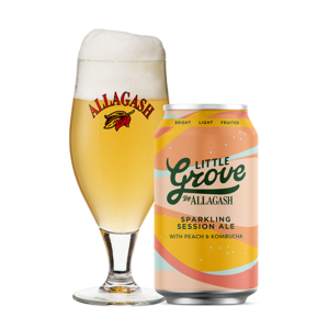 Little Grove Peach & Kombucha Sparkling Session Ale 6/12