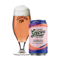 Little Grove Black Currant Sparkling Session Ale 6/12