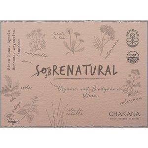 Sobrenatural Tinto Organic