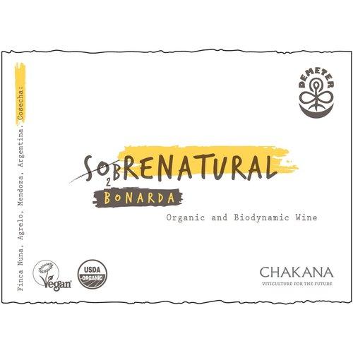 Sobrenatural Bonarda Organic