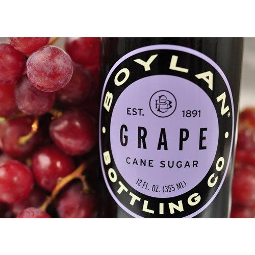 Boylan's Grape Soda 4/12
