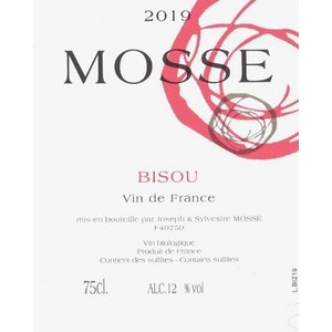 Mosse Bisou Rouge