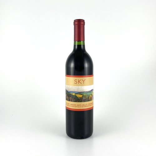 Sky Vineyards Mt. Veeder Napa Valley Zinfandel