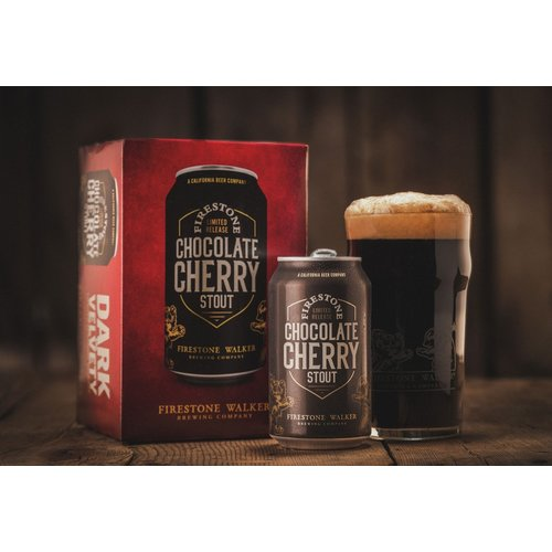 Firestone Chocolate Cherry Stout 6/12