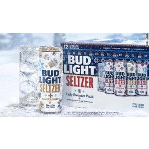 Bud Light Hard Seltzer Seasonal Variety 12/12