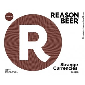 Reason Strange Currencies Porter 4/16