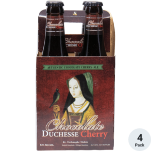 Duchesse de Bourgogne Chocolate Cherry 4/12