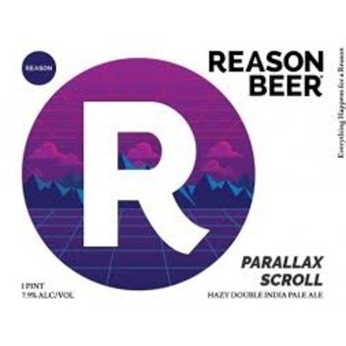 Reason Parallax Scroll 4/16