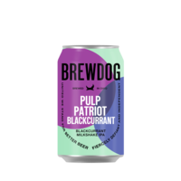 Brewdog Pulp Patriot Blackcurrant Milkshake IPA 6/12