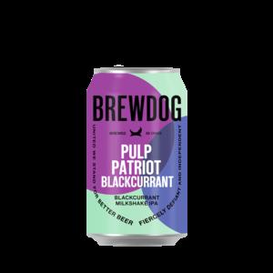 Brewdog Pulp Patriot Blackcurrant Milkshake IPA 6/12