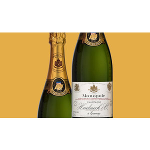 Heidsieck Monopole Gout Americain Extra Dry