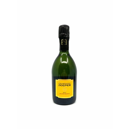 Jeeper Champagne Jeeper Grande Reserve Brut 375ml