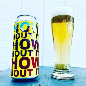 Black Narrows How Bout It Heirloom Corn Lager 4/16