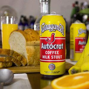 Narragansett Autocrat Milk Stout 6/16