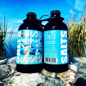 Black Narrows Salts 4/12