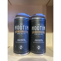 Solace No Hootin No Hollerin Barrel Aged Stout 4/16