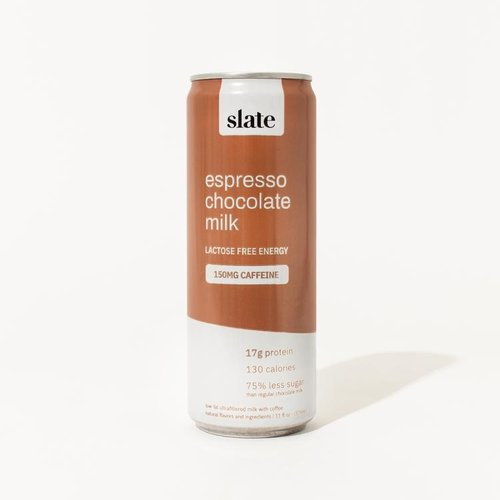Slate Milk Slate Espresso Chocolate Milk