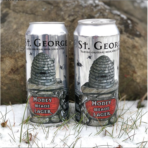 St. George Brewing Company St. George Honey Meade Lager 4/16