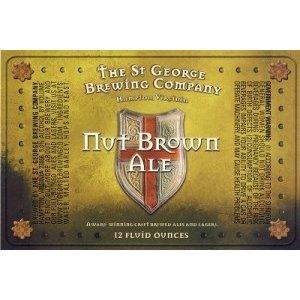 St. George Nut Brown Ale 6/12
