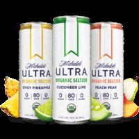 Michelob Ultra Organic Seltzer Variety Suitcase 24/12