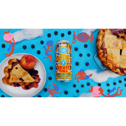 Boulevard Crust Fall Peach Berry Pie Sour 4/16