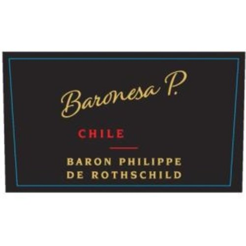 Baron Philippe de Rothschild Baronesa P. Chilean Red