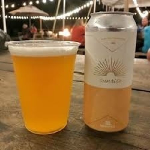 Back Bay Sunrise Pale Ale 4/16