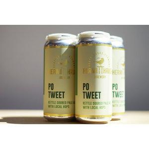 Hermit Thrush Po Tweet Sour Pale Ale 4/16
