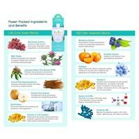 Hello Tomorrow Berry Flavor Dietary Supplement 3.4fl oz