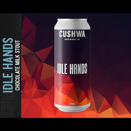 Cushwa Brewing Company Cushwa Idle Hands Stout 4/16